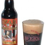 Review – Avery The Czar Imperial Stout
