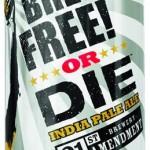 Review – 21st Amendment Brew Free or Die IPA