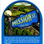 Mission Street Pale Ale