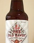 Review – Pike Old Bawdy Barley Wine 2006