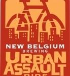 Urban Assault Ride Sponsored by New Belgium Brewing