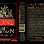 Stone Old Guardian Barley Wine 2009 Has Arrived