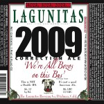 Lagunitas 2009 Correction Ale