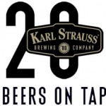 Karl Strauss - 20 Beers for 20 Years
