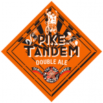 Review – Pike Tandem Double Ale