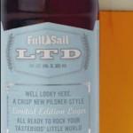 Review – Full Sail LTD 03 Lager
