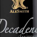 AleSmith Barrel Aged Decadence 2008
