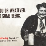 Widmer – Brother's Day – Brews, Bros and Beer-nevolence