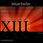 Review – Weyerbacher Thirteen (1 Year Later)