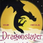 Review – Middle Ages Dragonslayer Imperial Stout