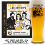 Bison Brewing Launches 2009 Reunion – A Beer for Hope