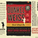 Great Divide Dunkel Weiss