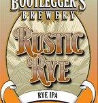 Bootlegger's Brewery Rustic Rye IPA