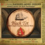 Avery to Release Black Tot as No. 3 In Barrel Aged Series
