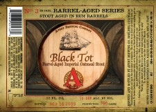 Avery Brewing Barrel-aged Series Black Tot