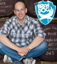 BrewDog Co-founder - James Watt (headline)