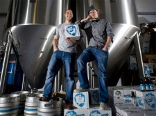 BrewDog Founders - James Watt & Martin Dickie
