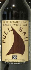 Full Sail Brewing - Old Boardhead 2009