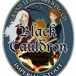 Grand Teton - Black Cauldron Imperial Stout