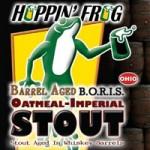 Hoppin Frog Barrel Aged B.O.R.I.S.