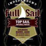 Full Sail Releases Top Sail Bourbon Barrel Aged Imperial Porter