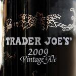 Trader Joe's Vintage Ale 2009