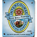 Intercourse Brewing Blue Ball Porter