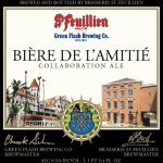 Green Flash & Brasserie St. Feuillien Collaboration