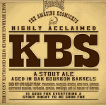 Founders KBS Returns March 15th, 2012