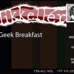 Mikkeller Rauch Geek Breakfast aka Beer Geek Bacon