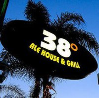 38 degrees sign