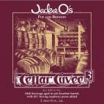 Jackie O's Cellar Cuvee 3 Bottle Release Info