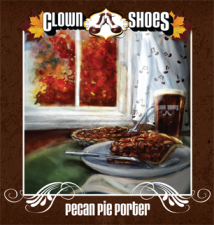 Clown Shoes Brewery Pecan Pie Beer