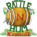 Victory Brewing Takes over Rattle N Hum Bar NYC