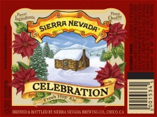 Sierra Nevada Celebration Label