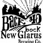 New Glarus Back Forty Bock