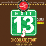 Flying Fish Announces Release of Exit 13 Chocolate Stout