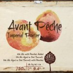 Odell Brewing Unveils Avant Peche