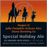 Nøgne Ø/Jolly Pumpkin/Stone Special Holiday Ale