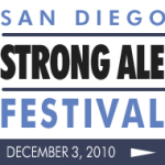 14th Annual San Diego Strong Ale Festival – Info and Partial Tap List