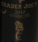 Trader Joes Vintage Ale 2010
