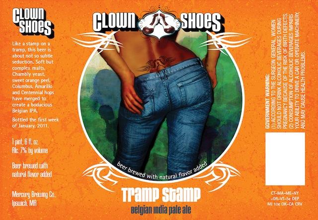 Clown Shoes Tramp Stamp Belgian IPA