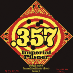 Flossmoor Station .357 Imperial Pilsner