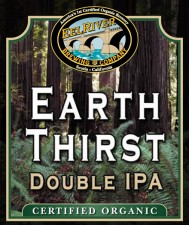 Eel River Brewing - Earth Thirst Double IPA