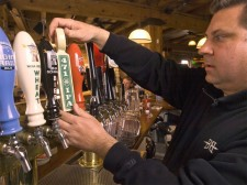 Todd Thibault sets first Breck tap at Wynkoop