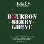 Jackie-Os Bourbon Berry Grove
