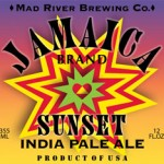 Mad River Jamaica Sunset IPA