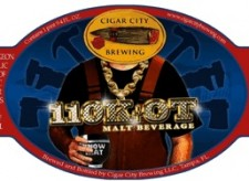 Cigar City Brewing 110k + OT