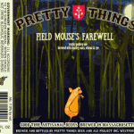 Pretty Things Beer and Ale Project – Field Mouse's Farewell Info