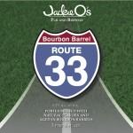 Jackie-Os Bourbon Barrel Aged Rt. 33 Porter